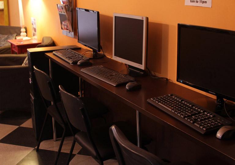 Instalaciones Hostel New York